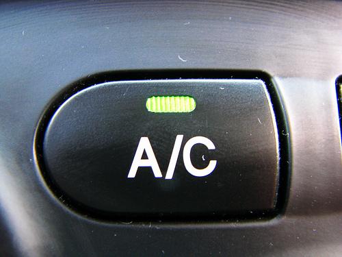 A/C Button