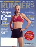 Runner's Magazine Cover - March 2008