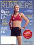 Runner's Magazine Cover - March 2008