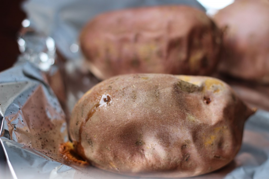 Roasted Sweet Potato on marisamoore.com