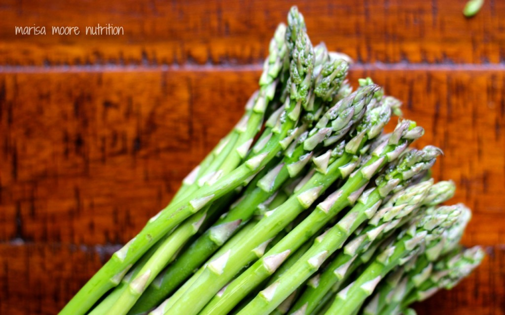 Fresh Asparagus on marisamoore.com