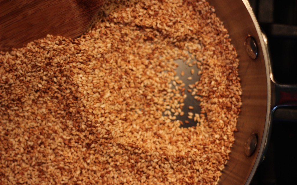 Sesame Seeds Toasted