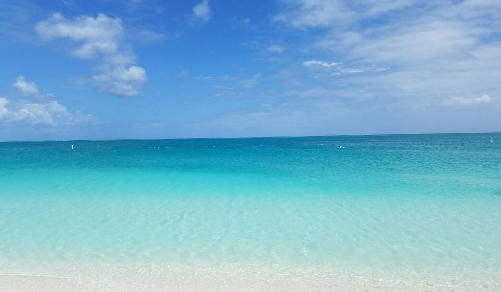 Turks and Caicos Grace Bay Water