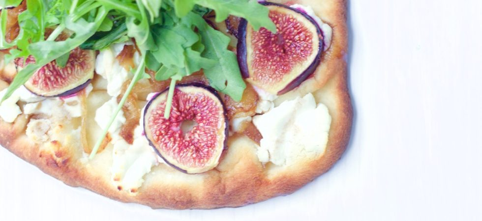 Fig Goat Cheese Flatbread