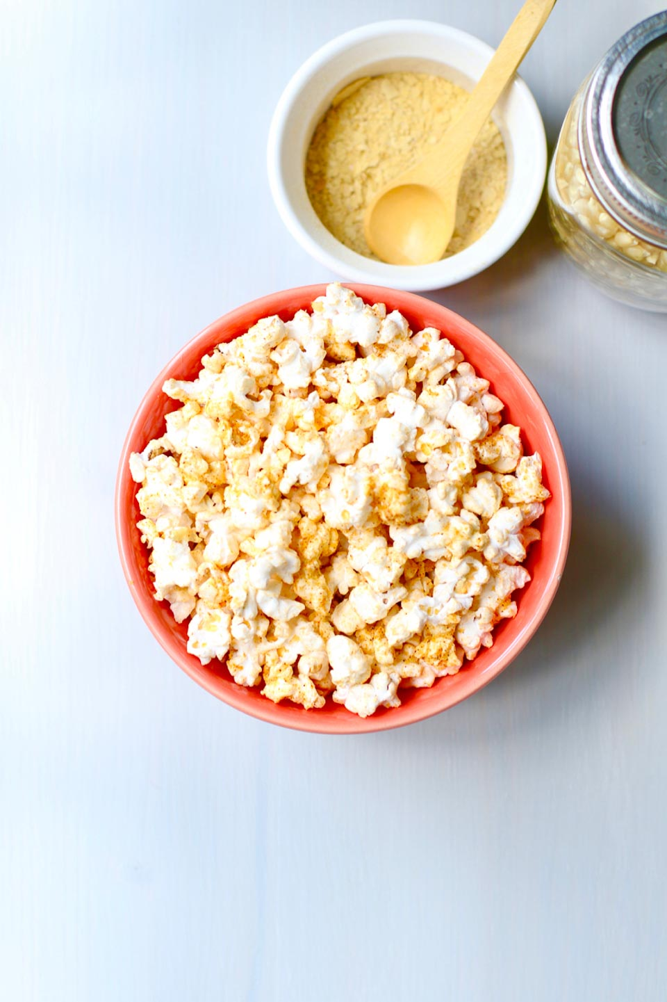 Chili Cheese Popcorn - Nooch Popcorn