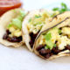 Black Bean Breakfast Tacos