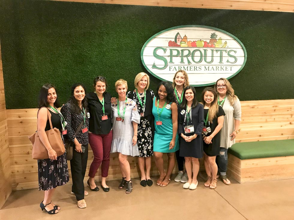Hello Sprouts Bloggers