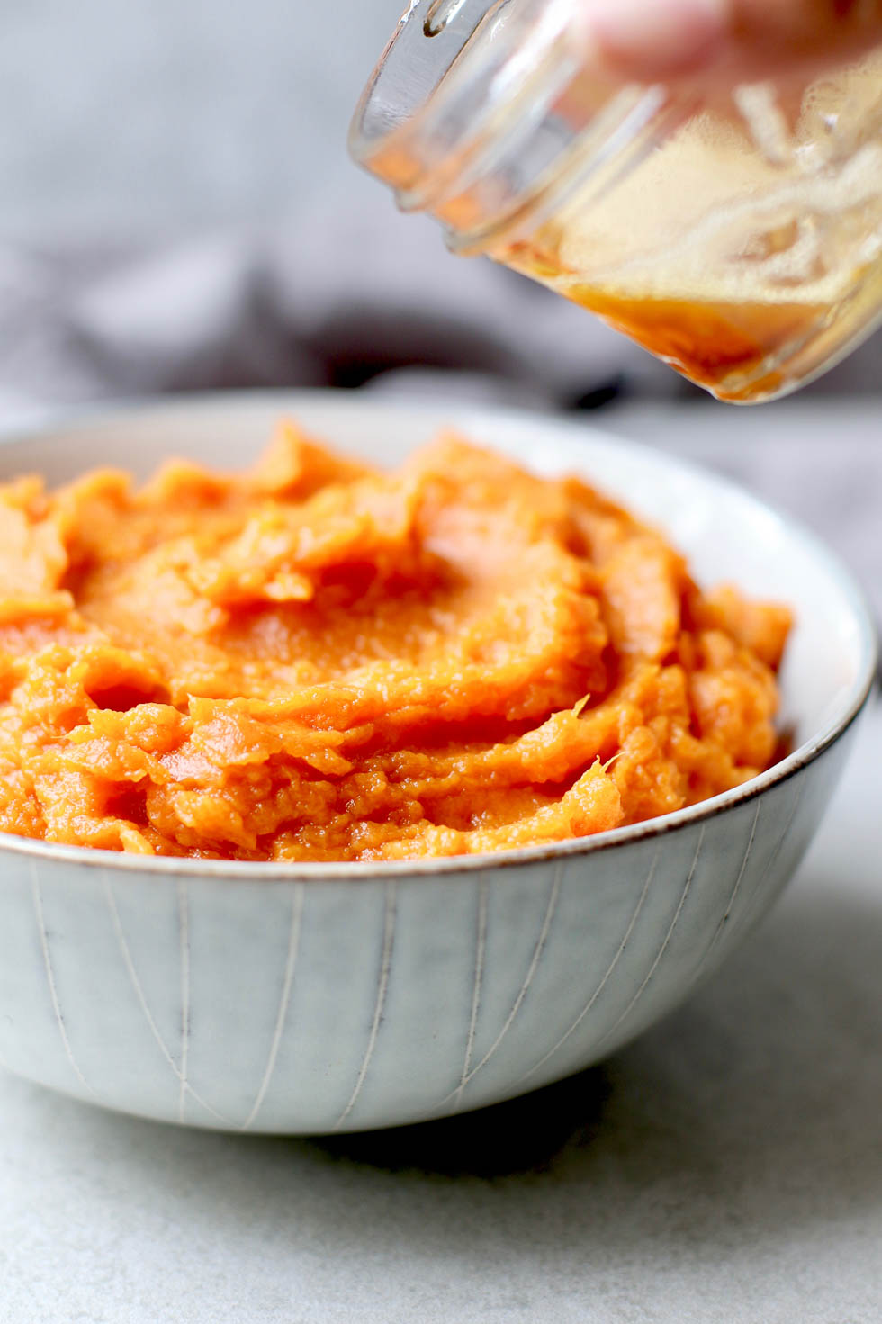Make Brown Butter Whipped Sweet Potatoes