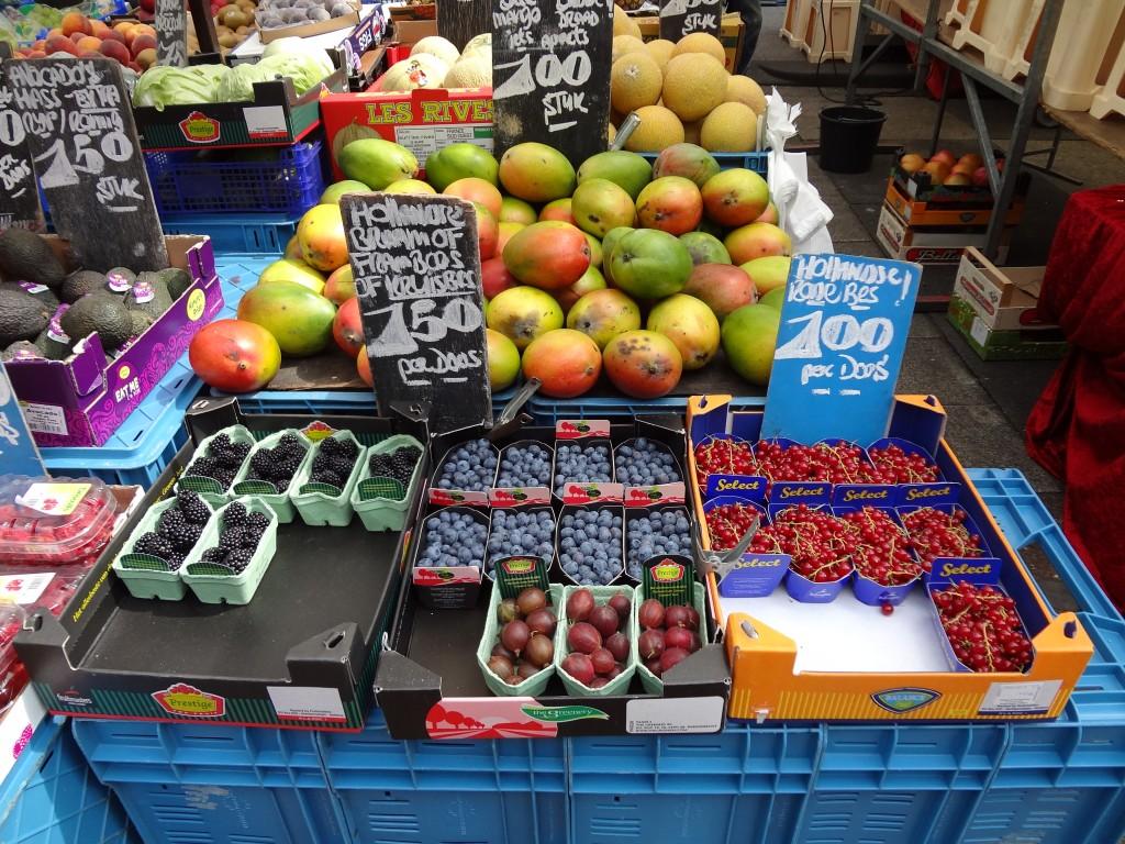 Albert Cuyp Market - Produce