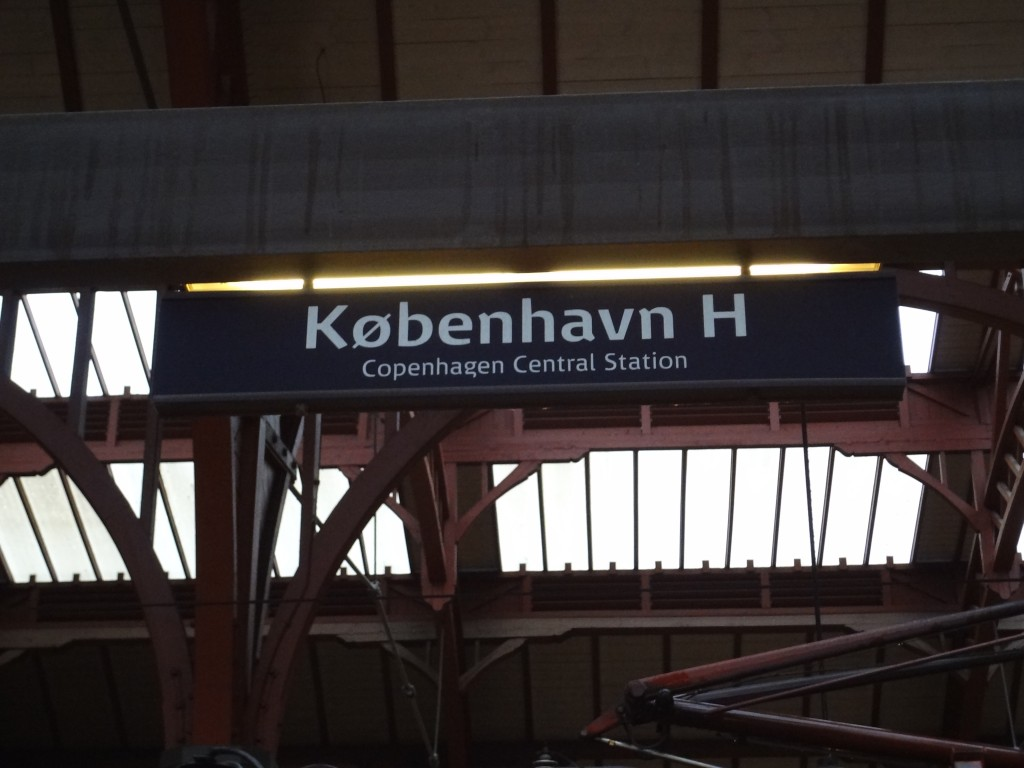 """Kobenhavn H"" Centraal Station"