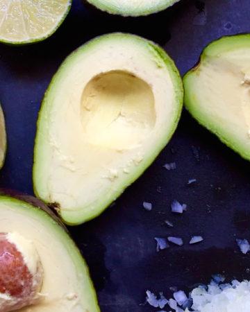 Leftover Avocado Use