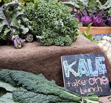 Many Kinds of Kale