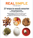 Real Simple Magazine Cover - August 2009 - Marisa Moore