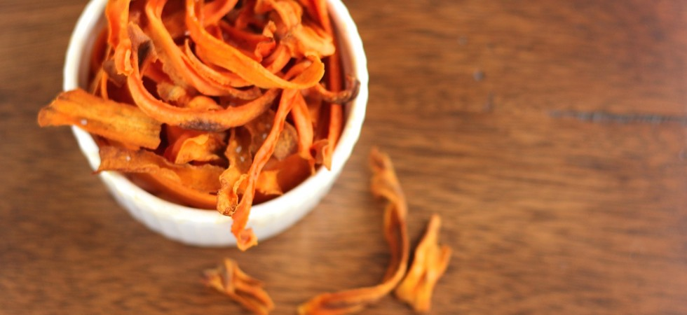 Carrot Chips on marisamoore.com