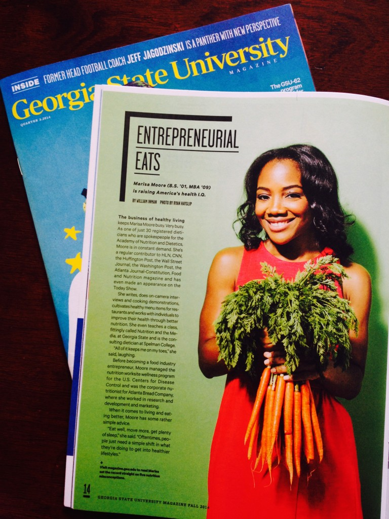 GSU Magazine Feature