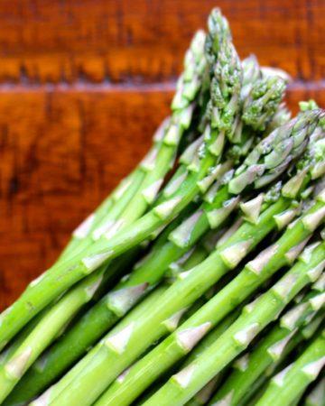 Fresh Asparagus on marisamoore.com