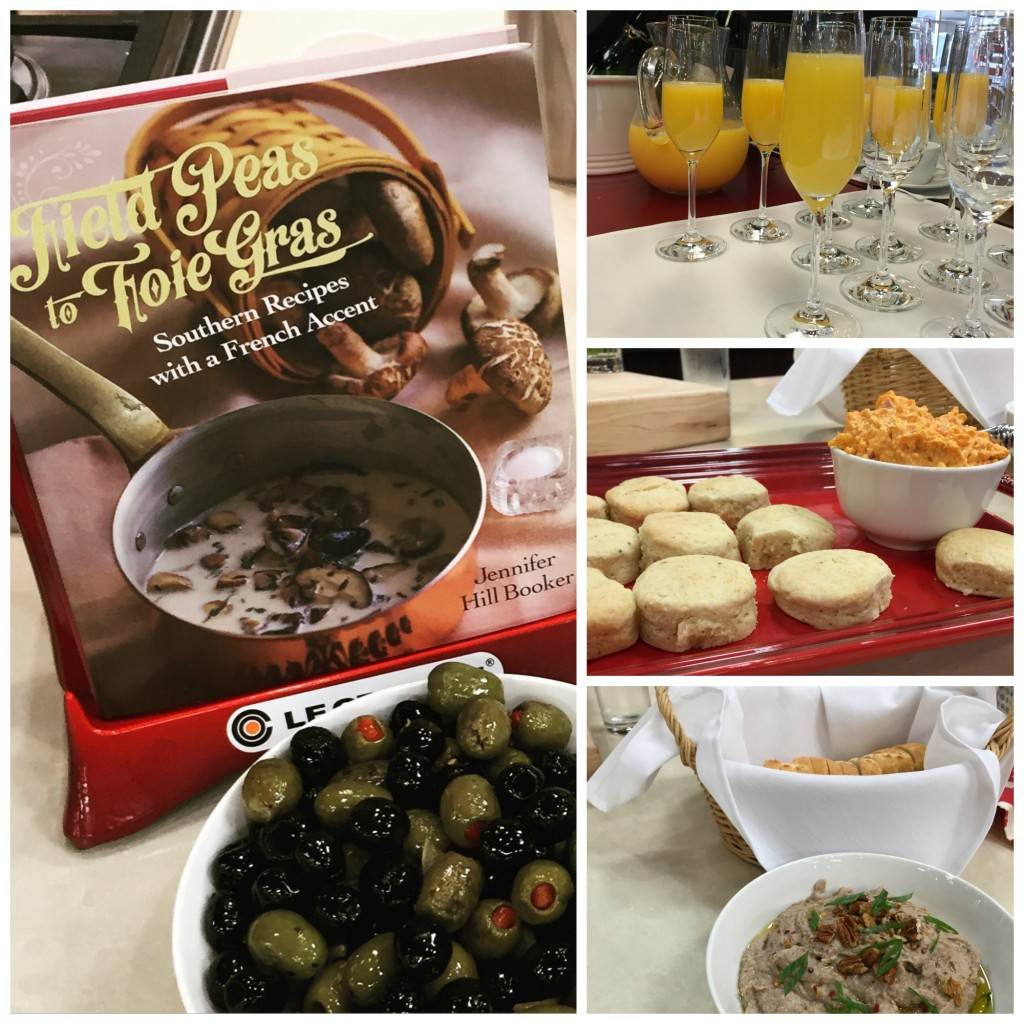 Appetizers Spring Bloggers Brunch marisamoore.com