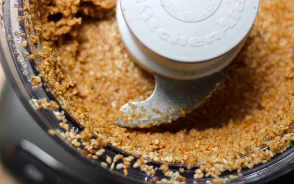 Homemade Tahini Recipe on marisamoore.com