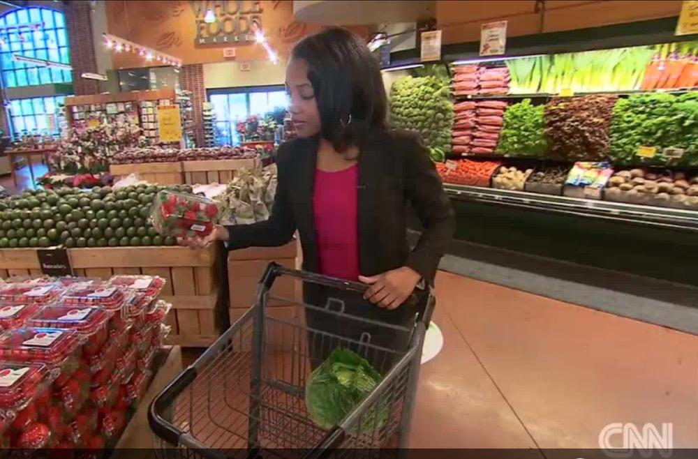 Anti-Inflammatory Diet CNN Interview Walking