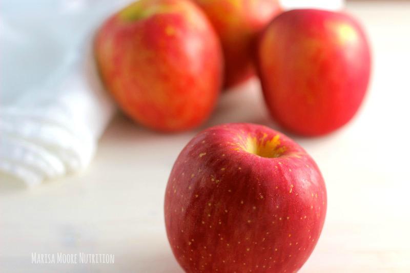 Apples on marisamoore.com