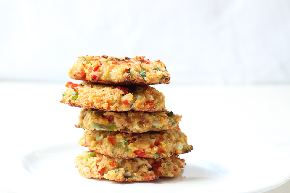 Baked Salmon Cakes Marisa Moore Nutrition