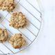 3 Ingredient Peanut Butter Oatmeal Breakfast Cookies