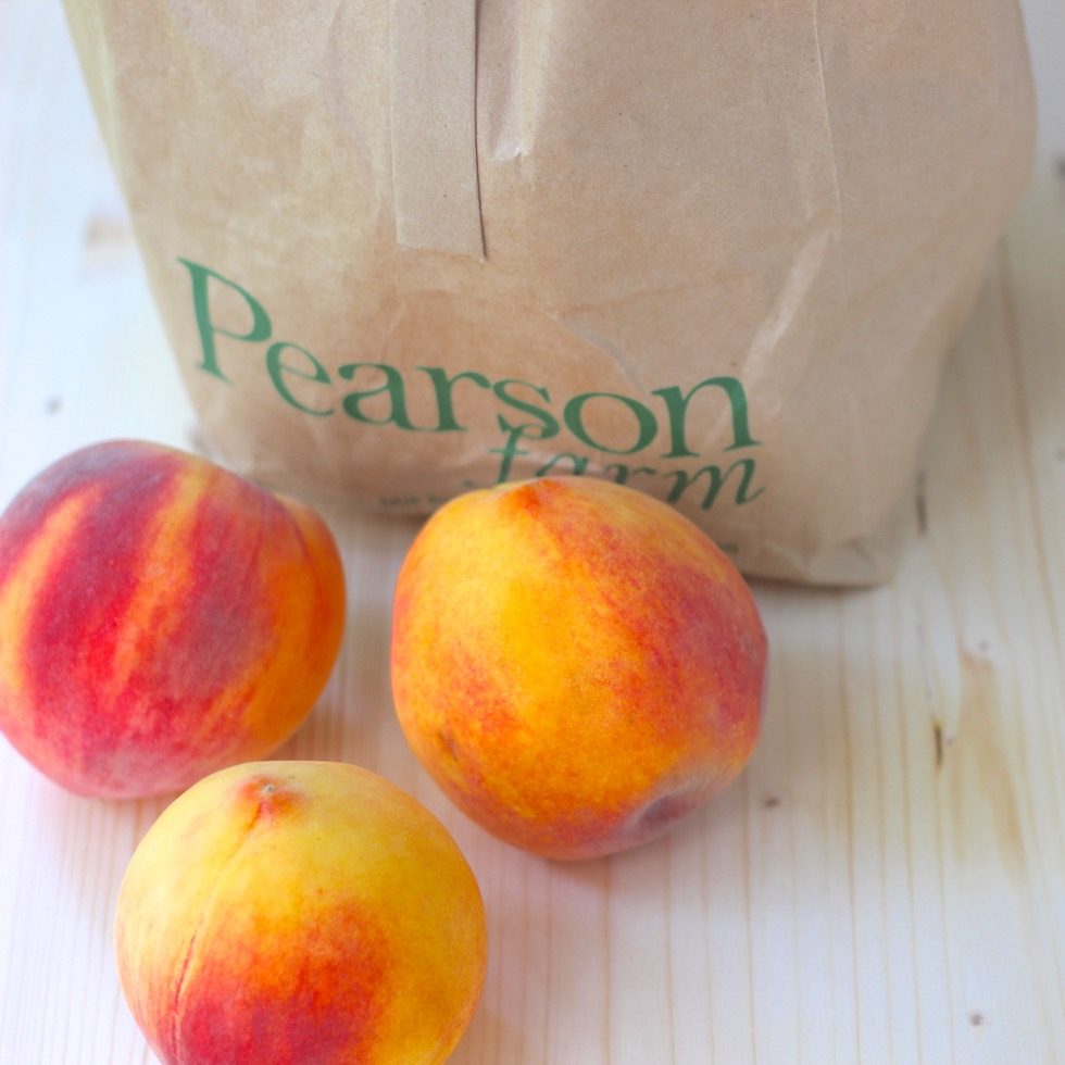 Fresh Peaches - Pearson Farms