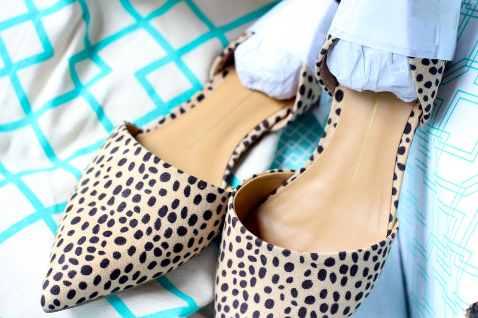 Stitch Fix Review Shoes
