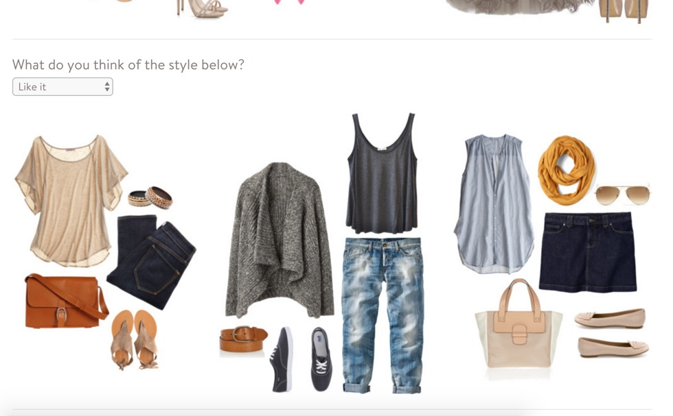 Stitch Fix Review Style Profile