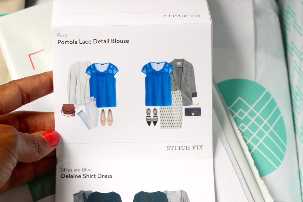 Stitch Fix Review Clothing