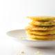 Cheesy Corn Cakes
