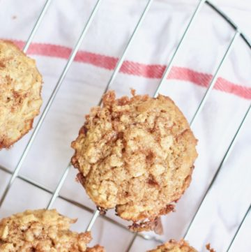 healthy-apple-oatmeal-muffins