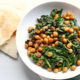 Smoky Chickpeas with Spinach
