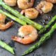 Honey Soy Roasted Shrimp and Asparagus