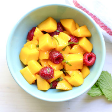 Mango Fruit Salad