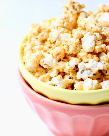 Vegan Chili Cheese Popcorn - Nooch Popcorn