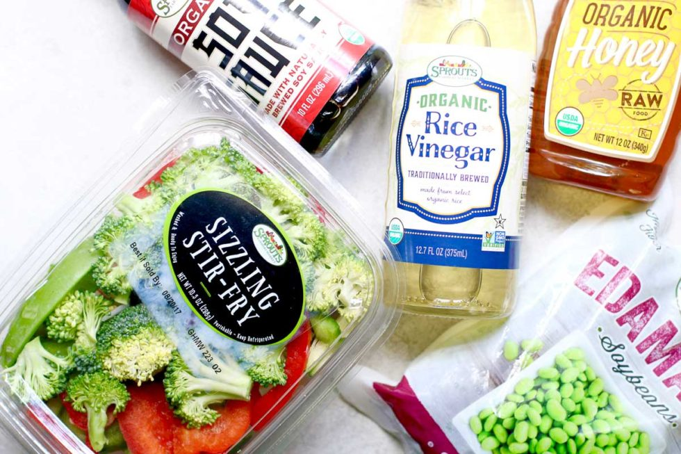 Easy Vegan Stir-Fry