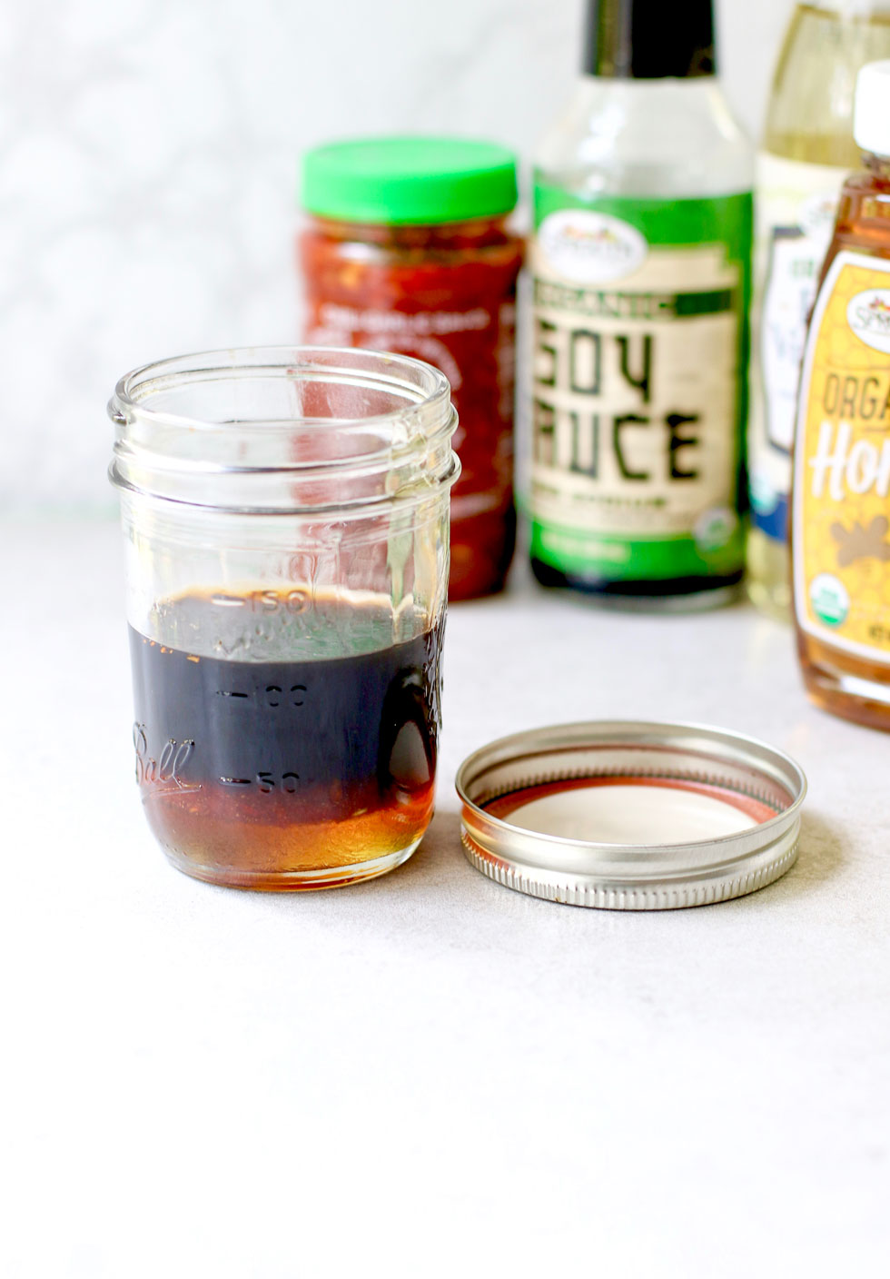 Homemade Stir-Fry Sauce