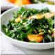 Kale Tangerine Pepita Salad PIN