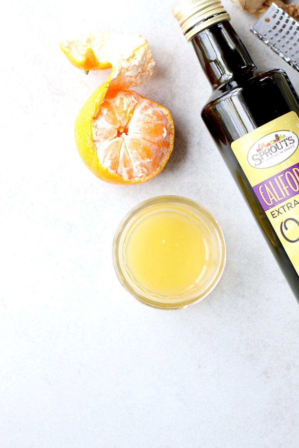 Tangerine Vinaigrette