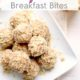 Honey Walnut Breakfast Bites