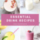 Essential Drink Recipe Photos