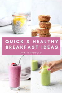 Quick and Healthy Breakfast Ideas Recipe Photos