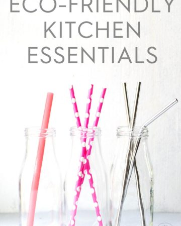 Eco-Friendly Kitchen Essentials