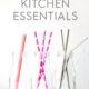 Eco-Friendly Kitchen Essentials