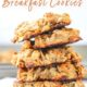 Peanut Butter Breakfast Cookies